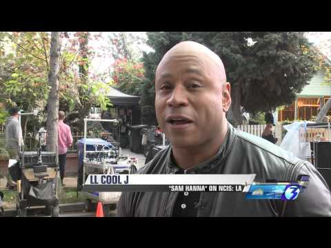 NCIS: LA Behind The Scenes With Sam Hanna And G. Callen