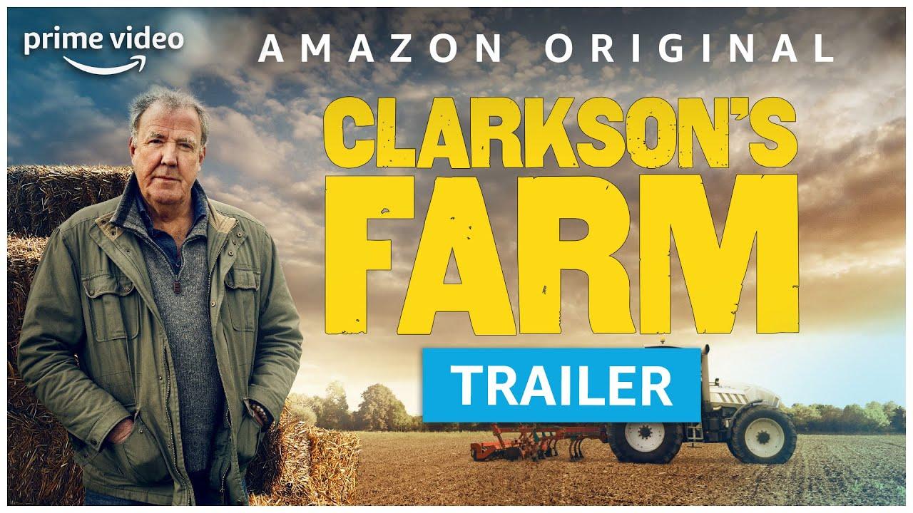 Clarkson's Farm | Officiële trailer | Amazon Prime Video NL