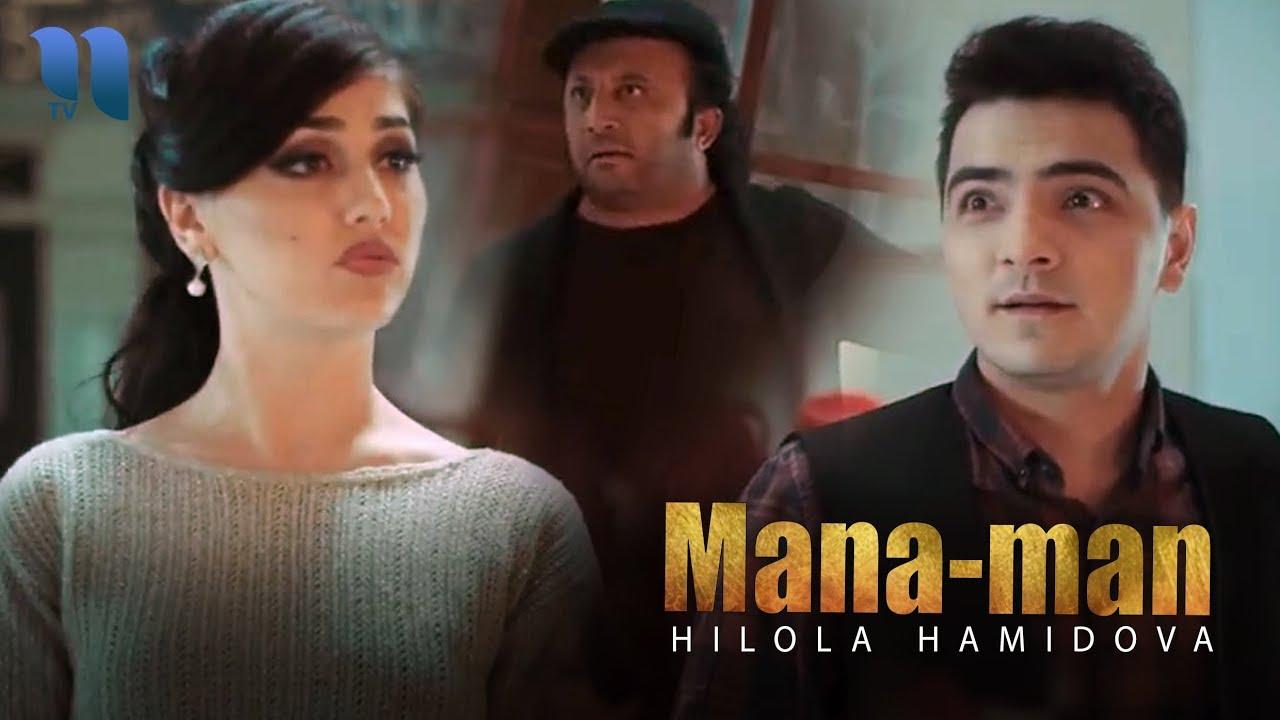 Hilola Hamidova - Mana man