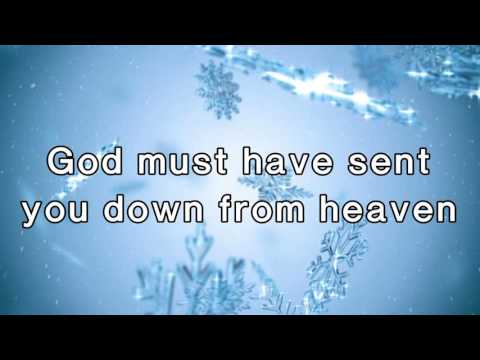 Boyz II Men - Let It Snow (Lyrics On Screen)
