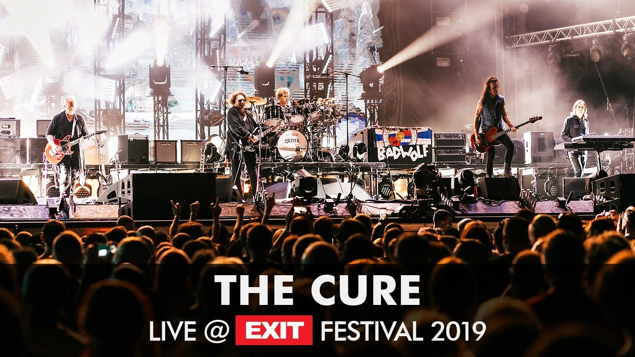 EXIT 2019 | The Cure @ Main Stage FULL PERFORMANCE