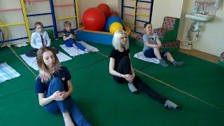 Упражнения при нарушении осанки и сколиозе у детей
