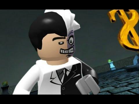 LEGO Batman 100% Guide - Villains Episode 1-5 Breaking Blocks (All Minikits/Red Brick/Hostage)