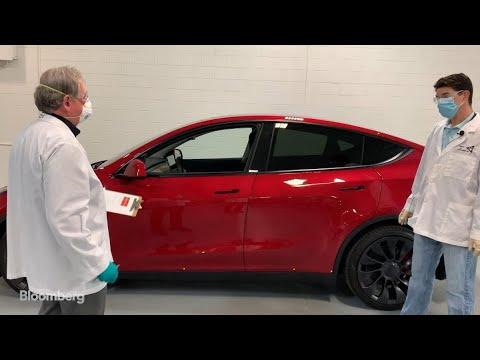 Evaluating Tesla's Model Y With Engineering Guru Sandy Munro