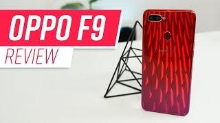 Đánh giá chi tiết OPPO F9