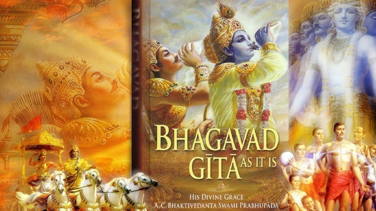 Bhagavad Gita In Sanskrit And Hindi Pdf