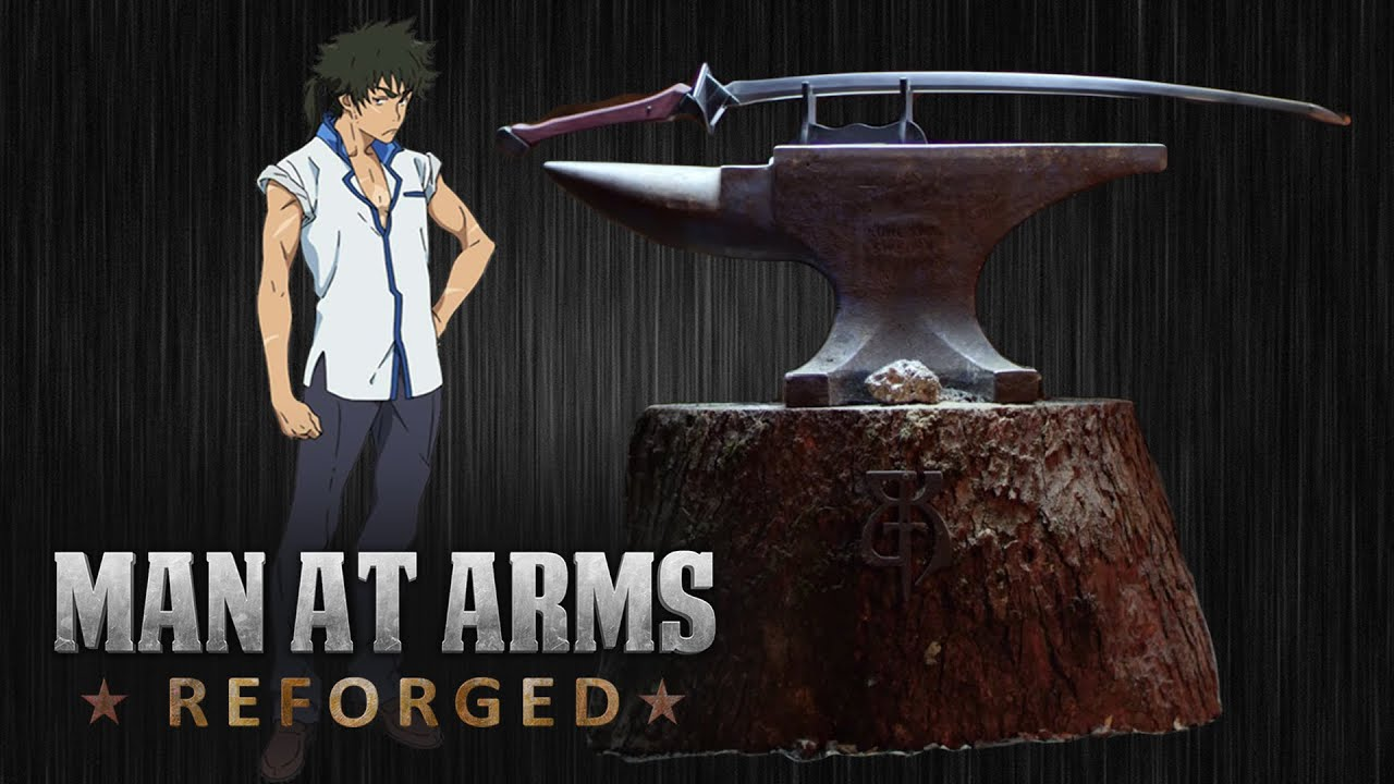Kennosuke's Sword: Kuromukuro - MAN AT ARMS:REFORGED