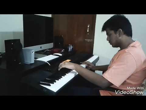 """Chiluka Kshemama"" Telugu song Instrumental by M.Dheeraj"