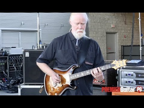 Rig Rundown - Widespread Panic's Jimmy Herring, John Bell, and Dave Schools