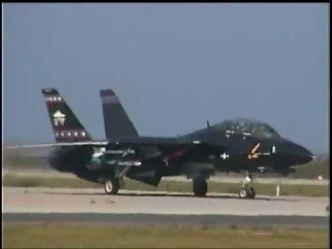 Vw Van Nuys >> Another F-14 Tomcat Tribute - YouTube
