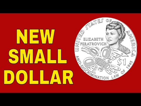 Small Dollar Coins To Look For! 2020 Native American $1 Coin!