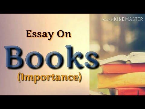 Видео This book essay
