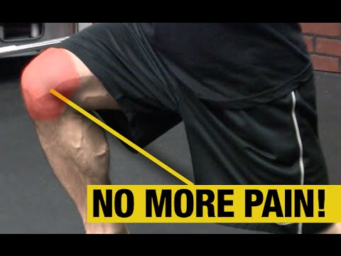 Knee Pain with Lunges (HERE'S YOUR SOLUTION!)