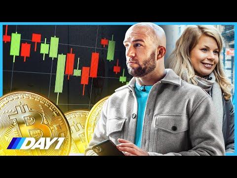 Is BITCOIN Het Nieuwe GOUD? Alles Leren Over De Koers Van Cryptovaluta! | DAY1 Financieel | DAY1
