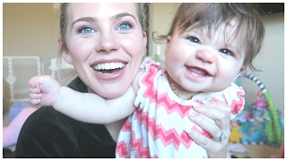 SLEEP TRAINING & WHY I STOPPED BREASTFEEDING! 6-8 MONTH UPDATE!