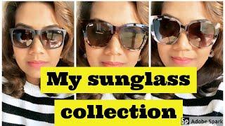 My sunglasses collection II beauty bugs tv II