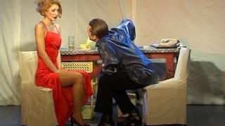 Школа актерского мастерства: Ночь невинных забав [фрагмент спектакля]