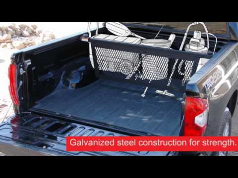 Toyota Tundra Deck Rail Maximize Versatility Sd Youtube