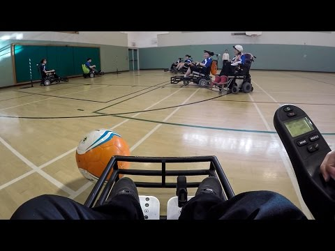 GoPro: Power Soccer With Adaptive Sports Athletes