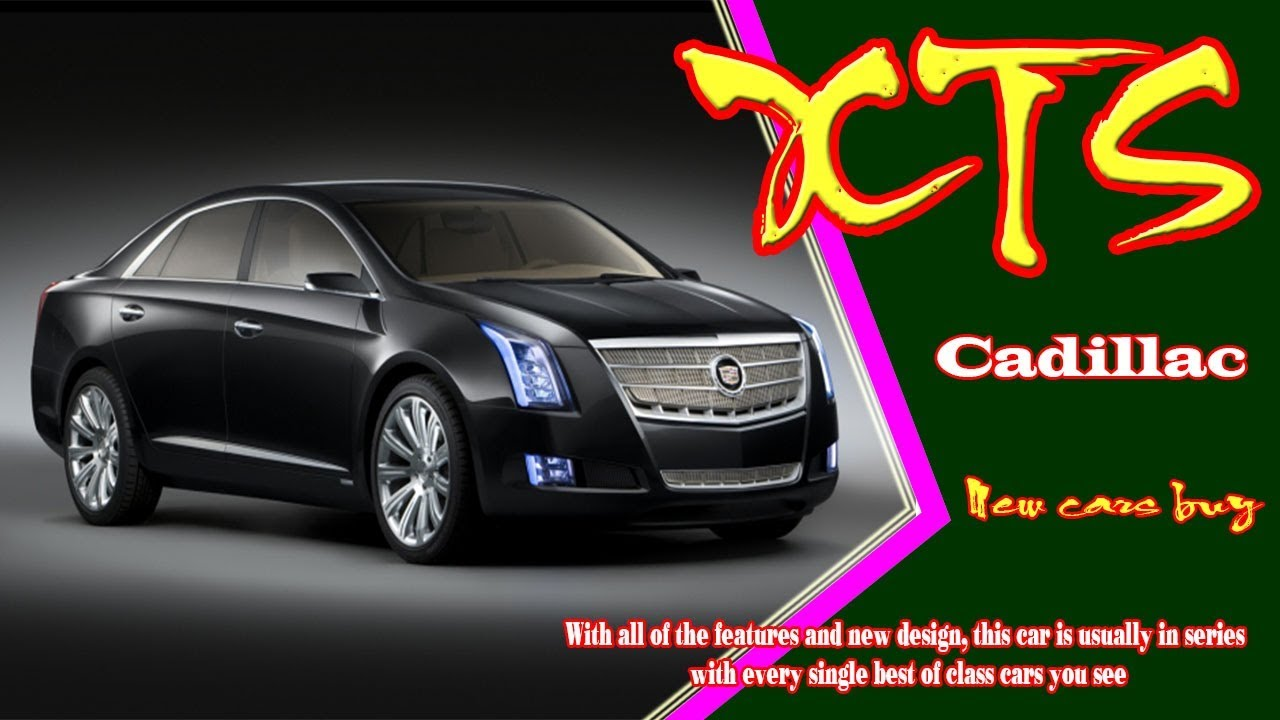 Preview New And Redesigned 2019 Luxury Cars: 2019 Cadillac XTS Redesign