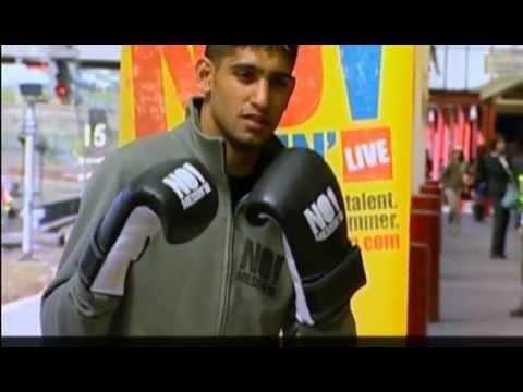 Amir Khan - Sports Life Stories