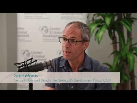 New World Bank Safeguards Aim for Better World – Scott Morris | CGD Podcast