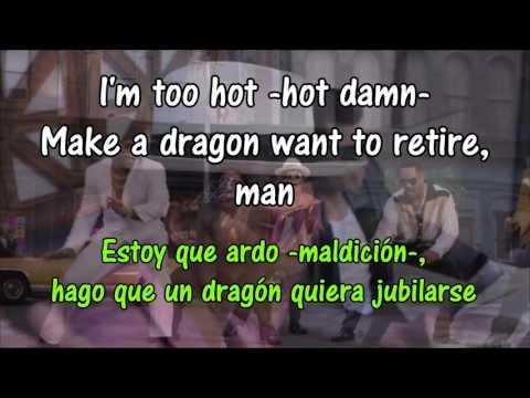 Mark Ronson - Uptown Funk ft. Bruno Mars - Letras en inglés y español