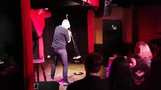 Phillip Wragg - Winning stand up (Comedy Virgins, Cavendish Arms, Stockwell - 25.02.19)