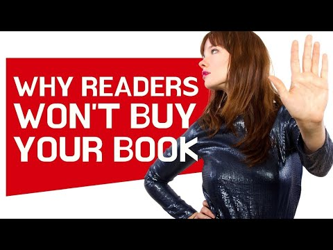 8 Things That Scare Readers Away (from you or your books!)