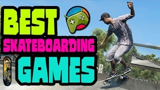 Top 10 Best Skateboarding Games on Android - iOS HD