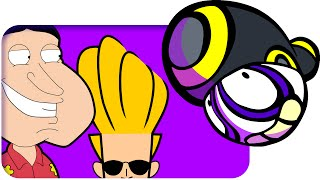 Top 10 Best Animated PERVERTS [@RebelTaxi] Or least Worst