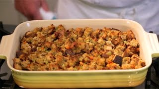 Sourdough Stuffing with Chef David Kamen