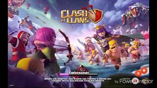 Clash of clans:atualização de natal do clash of clans(PT-BR)