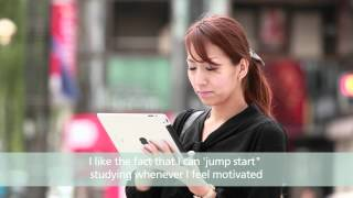 Japan's Cyber University -- Film April 11, 2012 Type: Film Source: ...