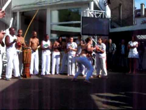 Abada Capoeira Luxembourg - Fitness Terrace Party 1
