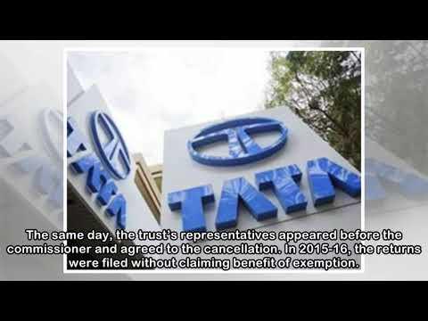 Tata Trusts move HC against I-T department's show-cause notice