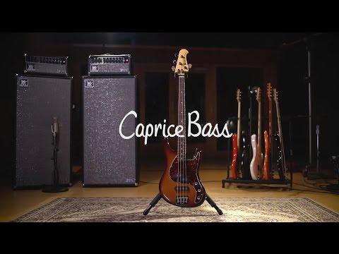 Ernie Ball Music Man Caprice Bass