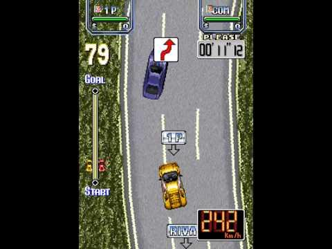 Arcade Longplay [366] Lethal Crash Race