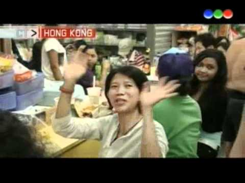 Clase Turista Hong Kong (Telefe) 04/08/2010 Parte 6 Valeria