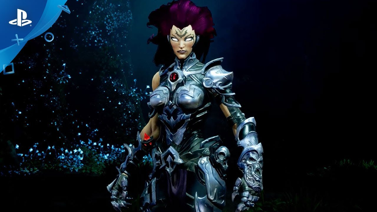 Darksiders 3 Flame Hollow Gameplay Trailer Shows Fury's Fire