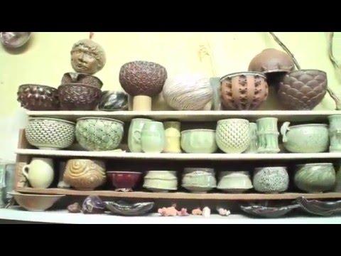 thierry luang rath visite de l 39 atelier youtube. Black Bedroom Furniture Sets. Home Design Ideas