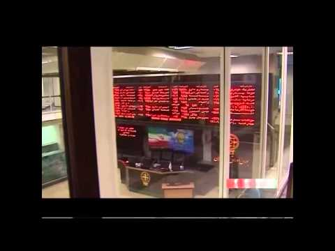 Dramatic lost of value  of Tehran stock market