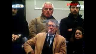 Inter nuova sconfitta a san siro, finale con rissa... moratti ammutolitointer atalanta 3 4 president smoke from despair