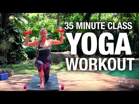 Yoga Fitness Class - 35 Minutes - Five Parks Yoga