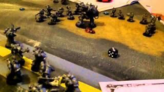Dark Vengeance Mission 1 Battle Report