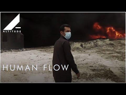 HUMAN FLOW - ON BLU-RAY, DVD & DIGITAL APRIL 2