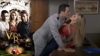 José Luis intenta tomar a la fuerza a Montserrat | Lo que la vida me robó - Televisa thumbnail