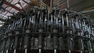 H28-glassware press & blow…