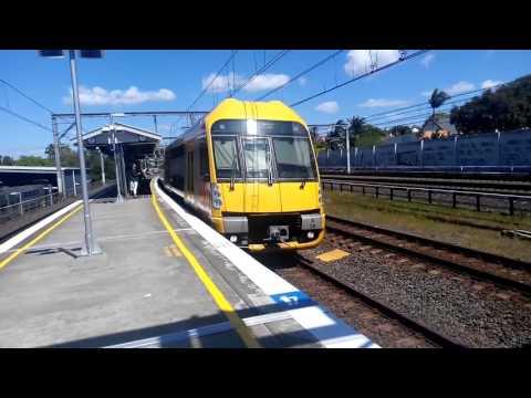 Sydney Trains Macdonaldtown Station