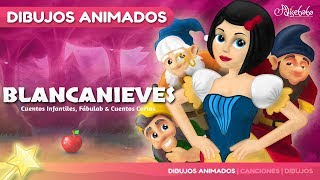 Blancanieves Y Los Siete Enanitos Cuentos Infantiles En Español Youtube